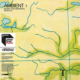 Brian Eno Ambient 1 Music For Airports Deluxe LP2