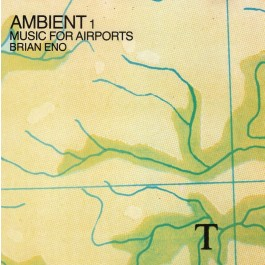 Brian Eno Ambient 1 Music For Airports LP