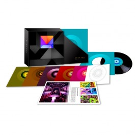Brian Eno Ambinet 4 On Land Deluxe LP2