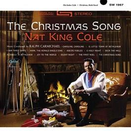 Nat King Cole Christmas Song CD