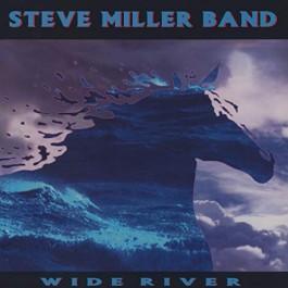 Steve Miller Band Wide River CD