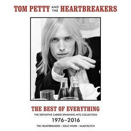 Tom Petty & The Heartbreakers The Best Of Everything 1976-2016 CD2