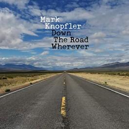 Mark Knopfler Down The Road Wherever Deluxe CD