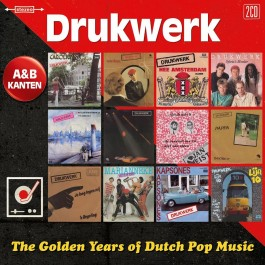 Drukwerk Golden Years Of Dutch Pop Music CD2