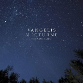Vangelis Nocturne Piano Album CD