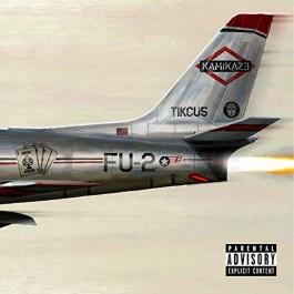 Eminem Kamikaze CD