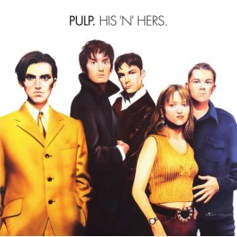 Pulp His n Hers 25Th Anniversary LP2