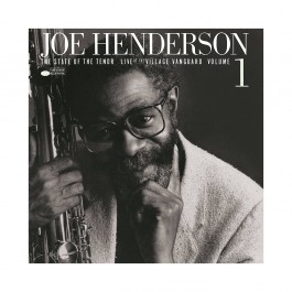 Joe Henderson State Of The Tenor LP