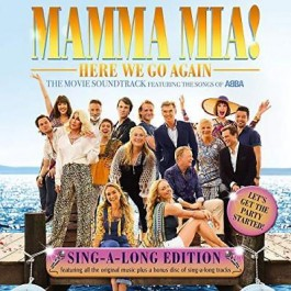 Soundtrack Mamma Mia Here We Go Again Sing-A-Long Edition CD2
