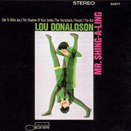 Lou Donaldson Mr. Shing-A-Ling LP