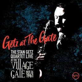 Stan Getz Quartet Getz At The Gate At The Village Gate Nov. 26 1961 LP3