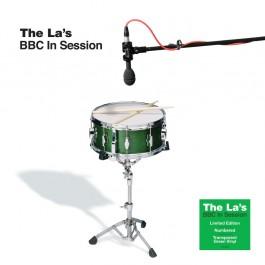 Las Bbc Session Transparent Green Vinyl LP