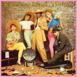 Kid Creole & The Coconuts Tropical Gangster LP