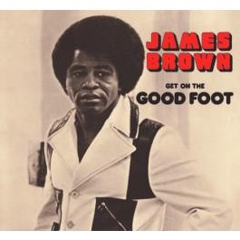 James Brown Get On The Good Foot LP2