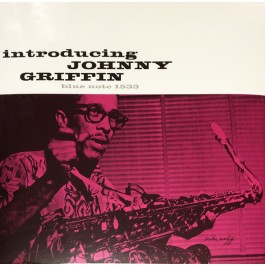 Johnny Griffin Introducing Johnny Griffin LP