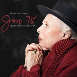 Various Artists Joni 75 A Birthday Celebration LP2