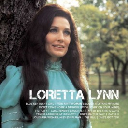 Loretta Lynn Icon LP