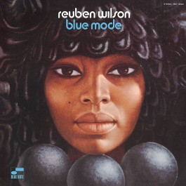 Reuben Wilson Blue Mode LP