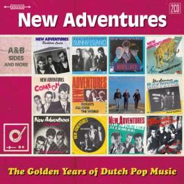 Various Artists New Adventures Golden Years Of Dutch Pop Music CD2