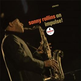 Sonny Rollins On Impulse LP