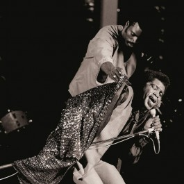 James Brown Live At Home With His Bad Self LP2