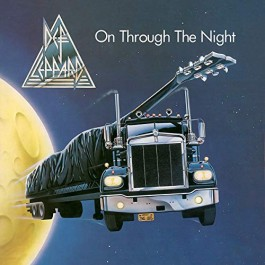 Def Leppard On Through The Night Remaster CD