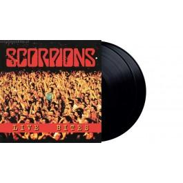 Scorpions Live Bites LP2