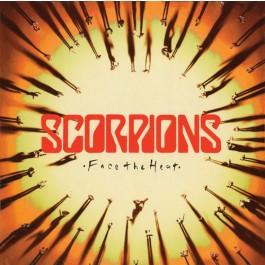 Scorpions Face The Heat LP2