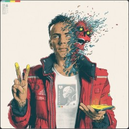 Logic Confessions Of A Dangerous Mind Limited LP2