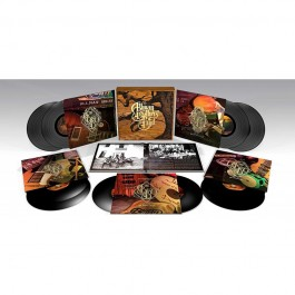 Allman Brothers Band Trouble No More 50Th Anniversary Collection LP8