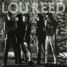 Lou Reed New York Crystal Clear Vinyl LP2