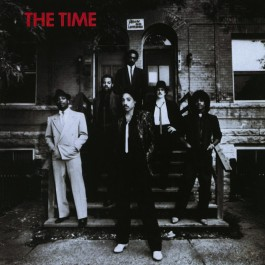 Time Time Prince Band Red And White Vinyl LP
