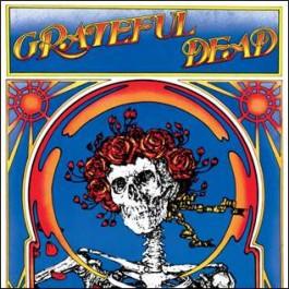 Grateful Dead Grateful Dead Skull & Roses 50Th Anniversary LP2