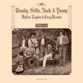 Crosby Stills Nash & Young Deja Vu Alternates Rsd 2021 LP