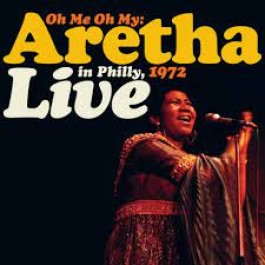 Aretha Franklin Oh Me Oh My Live In Philly, 1972 Orange & Yellow Rsd 2021 LP2