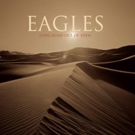 Eagles Long Road Out Of Eden LP2