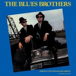 Soundtrack Blues Brothers Transparent Blue Vinyl LP