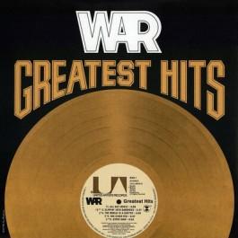 War Greatest Hits Rsd Limited Gold Vinyl LP