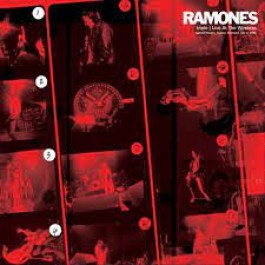 Ramones Live At The Wireless Capitol Theatre, Sydney 1980 Rsd 2021 LP