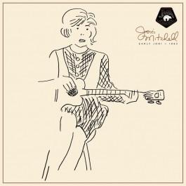 Joni Mitchell Early Joni 1963 LP