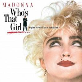 Madonna Whos That Girl Soundtrack 180Gr Clear LP
