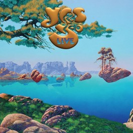 Yes Yes Live 50Th Anniversary U.s. Tour, 2018 LP4