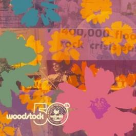 Variuos Artists Woodstock Back To The Garden 50Th Annversary LP5