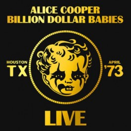 Alice Cooper Billion Dollar Babies LP