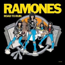 Ramones Road To Ruin Blue Vinyl LP