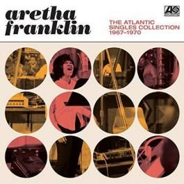Aretha Frankiln Atlantic Singles Collection 1967-1970 LP2
