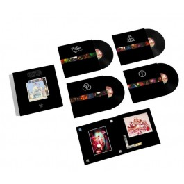 Led Zeppelin Song Remains The Same 2018 Remaster BLU-RAY AUDIO