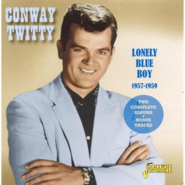 Conway Twitty Conway Twitty, Lonely Blue Boy CD