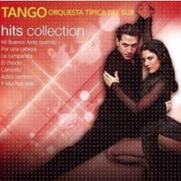 Various Artists Tango Hits Collection CD