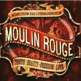 Soundtrack Moulin Rouge 1 CD